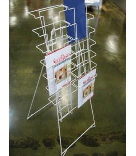 Brochure Rack - A4 Size