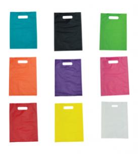 Large Boutique Bags - HDPE  (Colours)