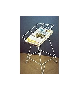Catalogue Display Stand to suit Newspapers