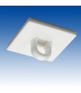 Ceiling Hooks - Plastic Adhesive