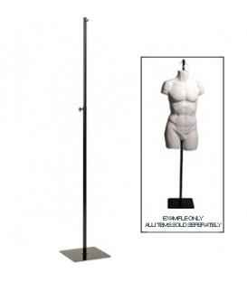 Merchandising Pole & Base