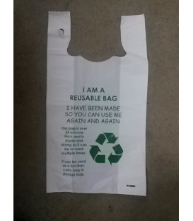 Large Singlet Bags - Re-Usable - suitable for use in the A.C.T.
