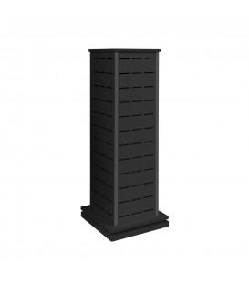 Pop Slot Spinner 1300mm High x 450x450mm Base Black
