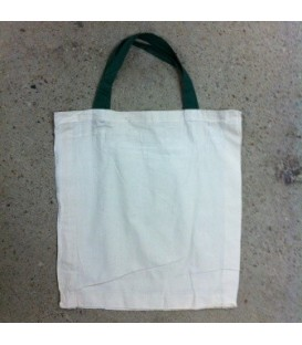 Calico Shopping Bag - Plain