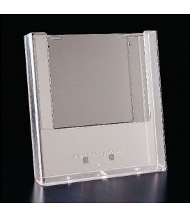 A4 Brochure Holder - Wall Mount Single Pocket