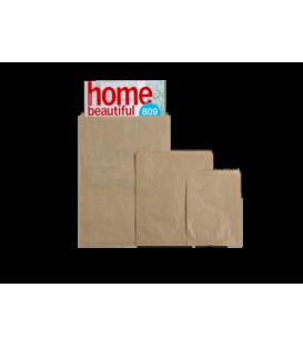 Brown Flat Paper Bags -