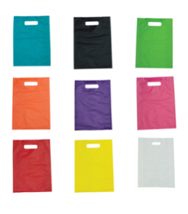 Large Boutique Bags - HDPE  (Colours)