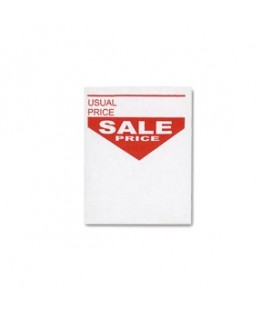 Adhesive Label: USUAL /SALE PRICE