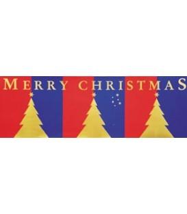 Banner: MERRY CHRISTMAS
