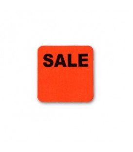 Adhesive Label: SALE