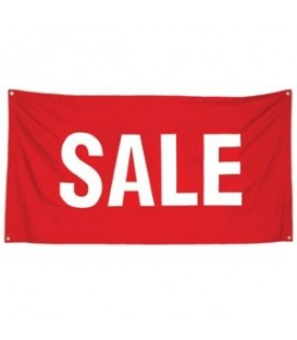Banner: SALE (Cloth)