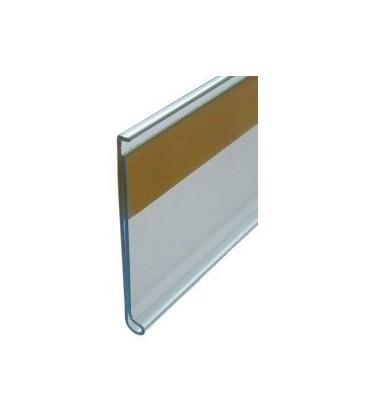 Scanstrip - Flat Adhesive Clear-26mmH