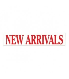 Banner: NEW ARRIVALS