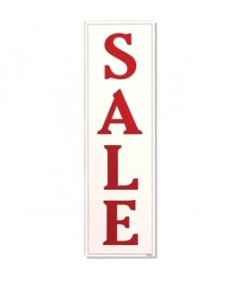 Banner: SALE - Vertical with Border