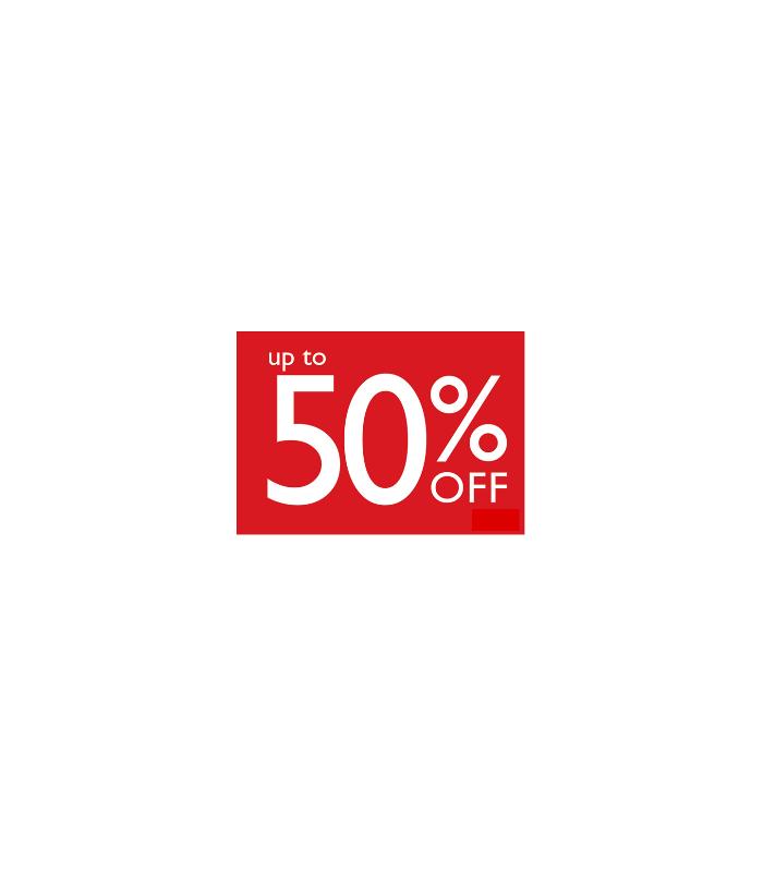 Sale Card Up To 50 Off Shop Basics
