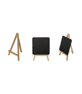 Easel - Wood (Small) pkt 5