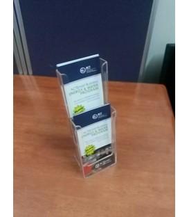 Trifold or DL Counter Brochure Holder