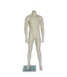 Mannequin - Male Headless Skintone MM151S