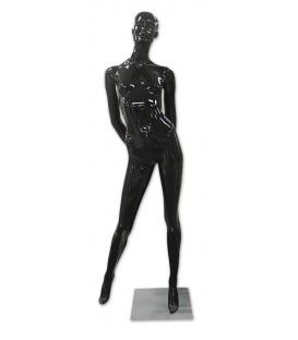 Mannequin - Female Gloss Black M220B