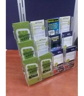 Postcard Counter Display