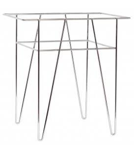 Stand for Handy Baskets - 380x240x400H - Chrome
