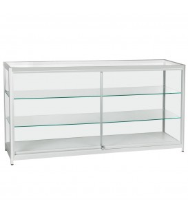 Showcase - Counter - 1800W x 500mmD - Matte Natural - LED