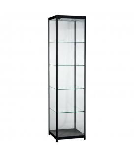 Showcase - Tower - 1980Hx500Wx500D - Black - LED