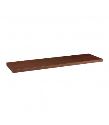 Laminated Timber Shelf - Wenge - suit 1200W Bay - 300mmD x 30mm Thick