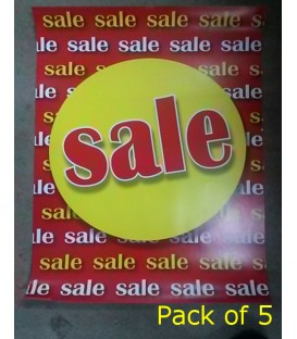 """""""Sale""""  Poster"""