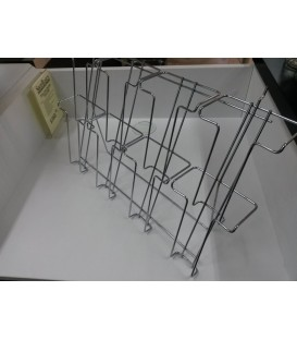 8 Pocket Trifold Panel