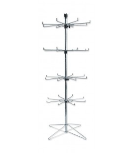 STAND SPINNER FLOOR 8 PRONG