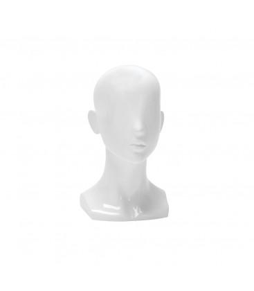 HEAD FEMALE 340mmH HIGH GLOSS W SFS
