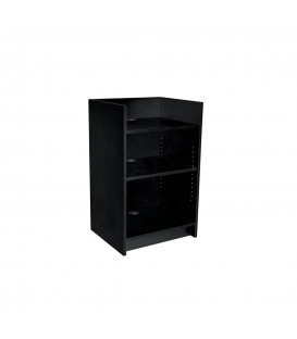 Register Counter - Laminated - Black