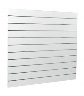 SLATWALL PANEL 1200x1200 WHITE