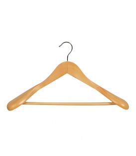 Hanger Suit Large Timber 450mm wide Beech