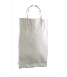 White Baby Paper Carry Bag Portrait