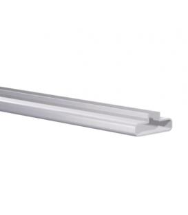 Slatwall Aluminium T Extrusion 2400mm