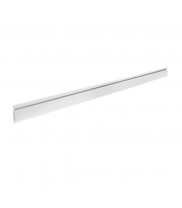 Multipurpose Slatwall Track 1200mm Long x 95mm High White