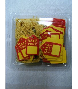Merchandise Tags / Swing Tags - SALE- 45 x 29 PKT 250- LAST PKT- WAS $14.95