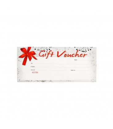 Gift Vouchers - Book of 25