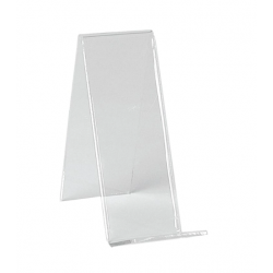STAND BOOK ACRYLIC 70Wx150Hx125D