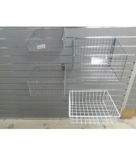 Wire Baskets and Accessories