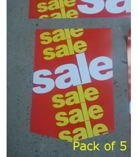 SALE POSTERS & BANNERS